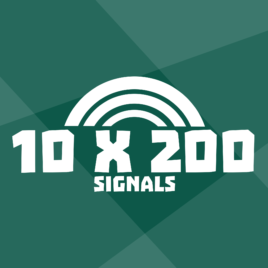 10 * 200 Signals Package