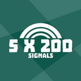 5 * 200 Signals Subscription